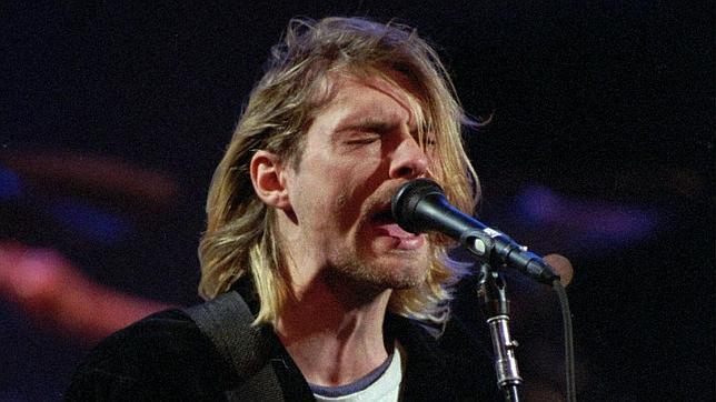 Nuevo disco en solitario de Kurt Cobain