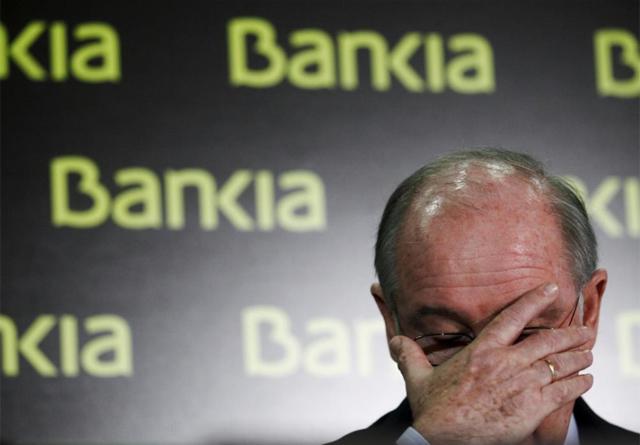 Bankia pide ahora 15.000 millones de €