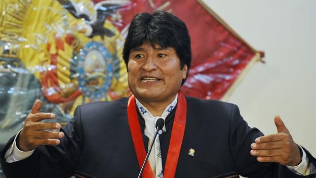 Evo Morales expropia la filial de Red Eléctrica de España en Bolivia