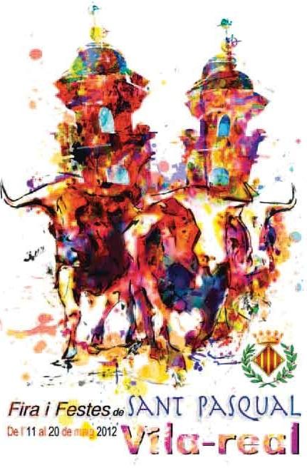 Punto y final a las Fiestas de San Pascual 2012