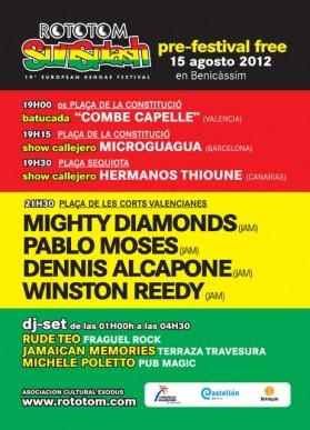 Arranca el Rototom, el mejor ritmo hasta el 22 de Agosto en Benicassim