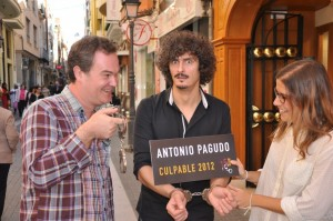 """El """"culpable"""" Antonio Pagudo"""