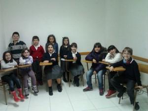 Comuniones. Hoy con los niños de la iglesia Arciprestal