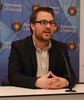 Alberto Ibañez de Iniciativa por Vila-real