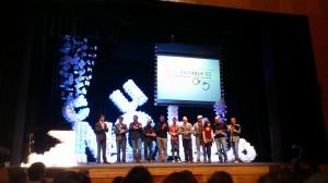 Gala de clausura y entrega de premios de Cineculpable de Vila-real