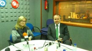 Estuvo en Radio Vila-real, el Conseller de Bienestar Social y Justicia