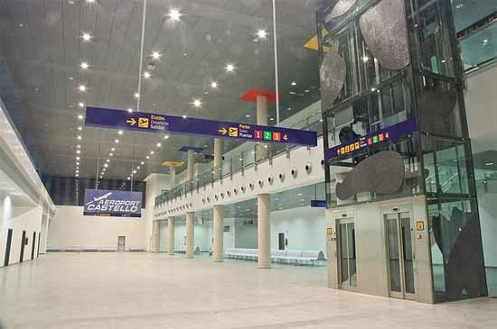 Posible venta del aeropuerto de Castellón