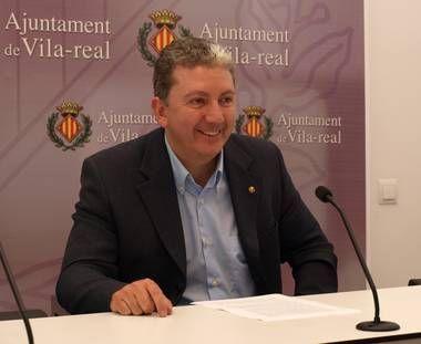 """Serralvo lamenta la """"demagogia"""" de parte de la oposición municipal de Vila-real ante los últimos datos de incidencia de la covid-19"""