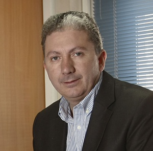 Javier Serralvo, indignado