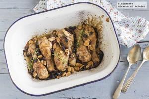 Hoy un delicioso pollo al horno