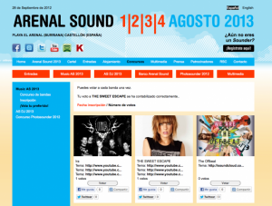 arenalsound