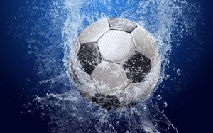 pelota de futbol wallpaper