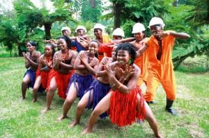 Photo officielle - Swaziland 2013 - 3