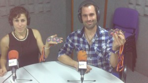 Rubén Solera i Ondina Aguayo vuelven a Vila-real cargados de medallas