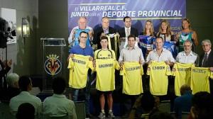 Disfruta del deporte provincial gratis por ser socio del Villarreal CF