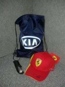 Deja tu porra para el Betis – Villarreal y gana un Kit de Kia Peset Vidal