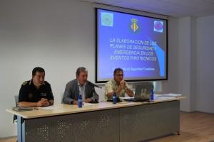 La Policía Local de Vila-real organiza un curso sobre eventos pirotécnicos