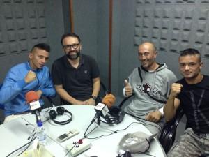 El Club de Boxeo de Vila-real a por el Campeonato del Mundo Hispano