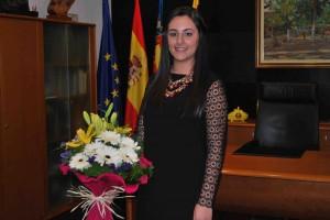 Paula Rico Manrique, reina de las fiestas de Vila-real del 2014