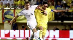El Villarreal conoce fecha de entre otros choques, su vista al Bernabeu
