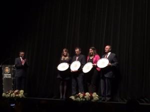 Els XIV Premis Poble emocionan a los vila-realenses