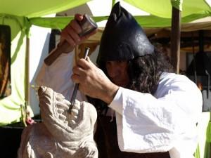 Vila-real arranca los actos en conmemoración de la fundación de la ciudad con la tradicional feria medieval