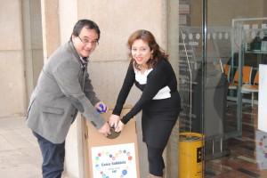 Vila-real impulsa una campaña solidaria de recogida de tapones para ayudar a la investigación de enfermedades raras