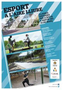 """Los parques públicos de Vila-real se convierten en un gran gimnasio abierto con el programa 'Esports a l'aire lliure"""""""