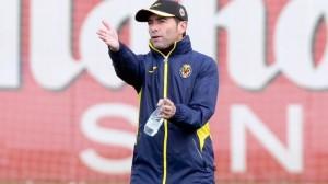 """Marcelino: """"Nuestro objetivo es ganar y acercarnos a la cuarta plaza"""""""