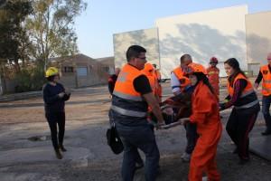 Protección Civil forma a 31 aspirantes a voluntarios de toda la provincia con el curso básico del Ivaspe en Vila-real
