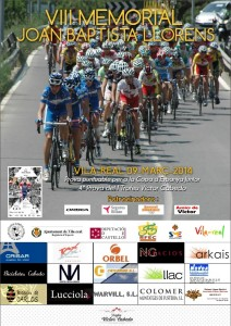 La élite del ciclismo juvenil llega a Vila-real el próximo fin de semana