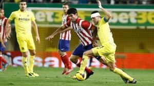 Enfrentamientos del Villarreal CF en Abril