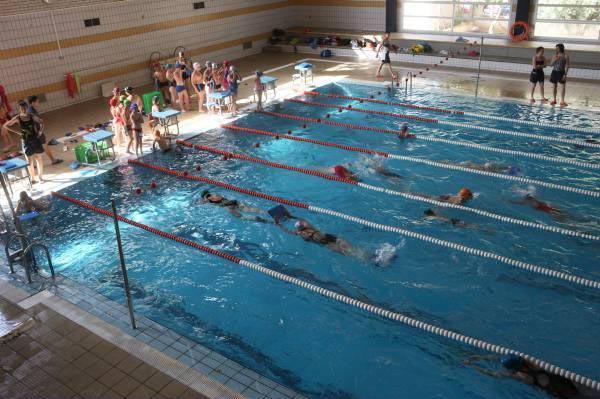 el club nataci n vila real brilla en el nacional master de