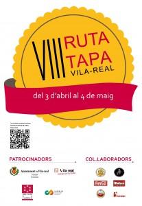 Un total de 34 bares i restaurantes participan en la VIII Ruta de la Tapa para superar las más de 30.000 tapas servidas en 2013