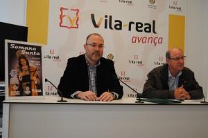 Vila-real se prepara para vivir su Semana Santa, declarada Fiesta de Interés Turístico Provincial