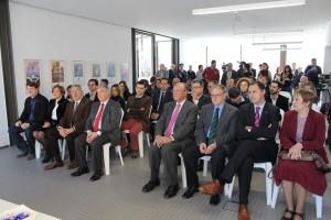 El Ayuntamiento y la Universitat Jaume I inauguran la sede universitaria de la Plana en Vila-real