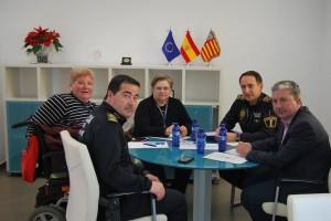 """Vila-real reordena las plazas de discapacitados para evitar la """"picaresca"""" y atender las necesidades """"reales"""" de aparcamiento"""