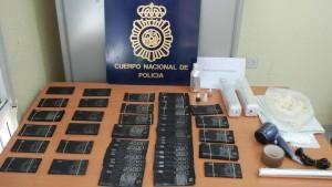La Policía Nacional detiene a dos personas que intentaban estafar 200.000 euros a un empresario en Vila-real