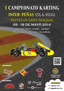 Campeonato Karting Peñas de Vila-real