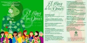 El segundo Maig de les Dones promueve un mayor asociacionismo entre las mujeres con más de una docena de actividades hasta junio