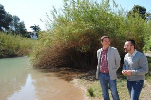El Termet recuperará este verano la playa del Millars en el meandro del río para su uso público y el impulso del paraje