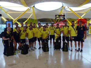 El VillarrealCF ya está en China