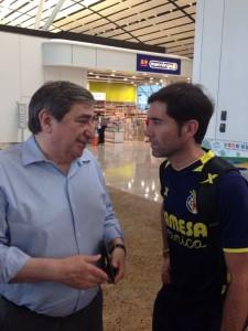 Lendoiro nos habla del VillarrealCF y de La Liga