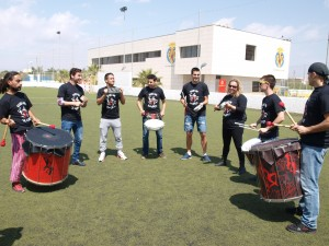 Vila-real celebra el sábado el I Encuentro Solidario de Batucadas para el proyecto 'Units per l'esperança' para los niños enfermos de cáncer