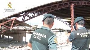 Imputadas 39 personas por manipular materiales con amianto de una empresa azulejera de Vila-real que se encontraba cerrada