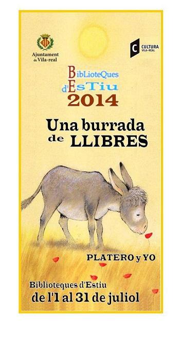 El programa Bibliotecas de Verano regresa en julio y agosto con una atención especial al centenario de 'Platero y yo'
