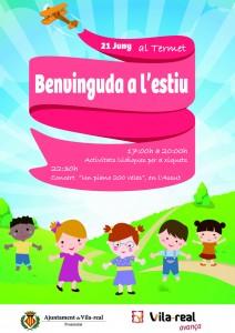 Vila-real dará la bienvenida al verano este sábado con una fiesta en el paraje del Termet de la Mare de Déu de Gràcia