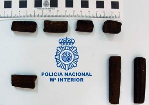 La Policía Nacional detiene a dos personas por tráfico de drogas en Vila-real
