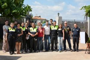 La Policía Local de Vila-real 'pone en escena' la violencia de género para mejorar la actuación policial en casos reales