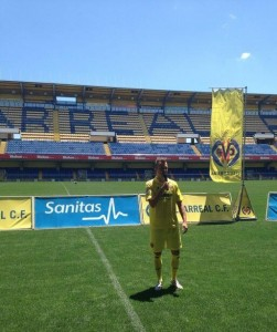 Chéryshev ya luce el amarillo